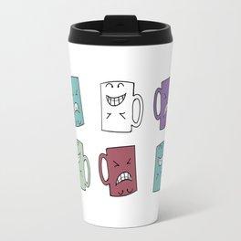 Yes Coffee - No Coffee Travel Mug