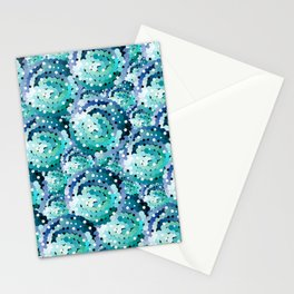 Ocean Water Stationery Cards