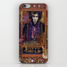 Voodoo Child iPhone Skin