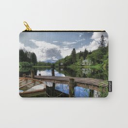 Tranquility At Loch Ard Carry-All Pouch