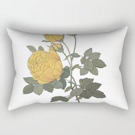 wild roses Rectangular Pillow
