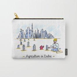 Dubai Carry-All Pouch