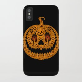 Jack of 1,000 Faces iPhone Case