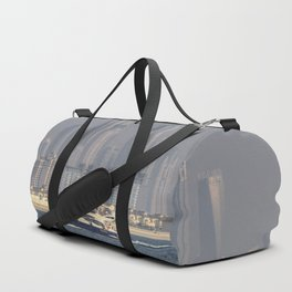 Dubai Yacht And Architecture Duffle Bag