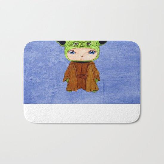 A Boy - Yoda Bath Mat