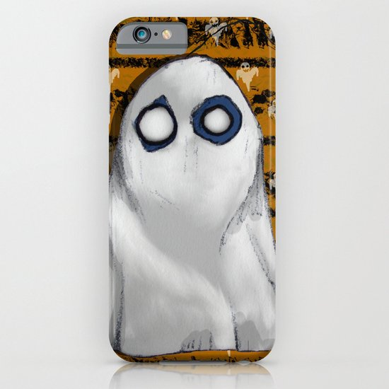 Bob's Ghost iPhone & iPod Case