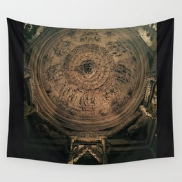 Hold Your Head Up Wall Tapestry