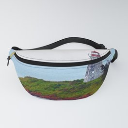 Lighthouse Cape Jourimain N-B Fanny Pack