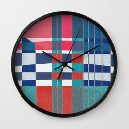 Rehabilitation Wall Clock