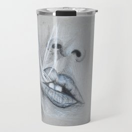 Deep Breath  Travel Mug