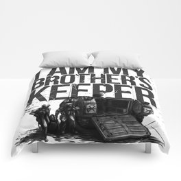 Brothers Keeper Comforters
