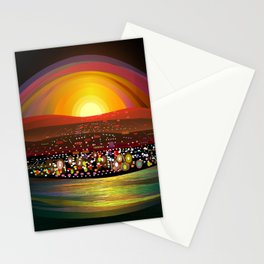 Harbor Square Stationery Cards