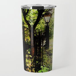 Lighted Pathway Travel Mug