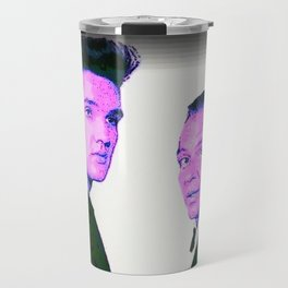Blue Eyes & Return Of The King Travel Mug