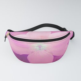 Romantic Garden - red Fanny Pack