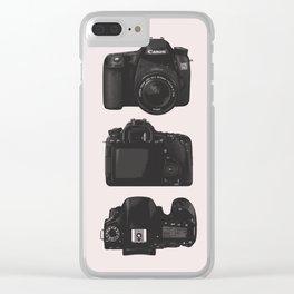 The Camera Clear iPhone Case