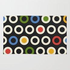 Circle Pattern Rug