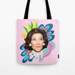 Yas Queen Gilmore! Tote Bag