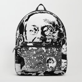 LOST IN TIME - black universe Backpack