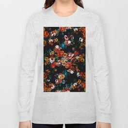 Night Garden Long Sleeve T-shirt