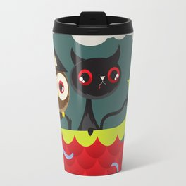 The Aleister & the Pussycat Travel Mug