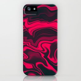 ABSTRACT LIQUIDS 57 iPhone Case