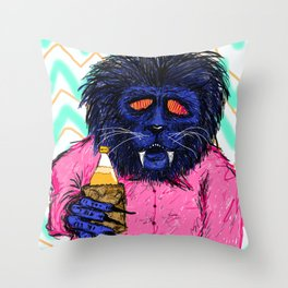 Lion 40 0z. Throw Pillow