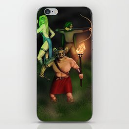 Where Is It iPhone Skin