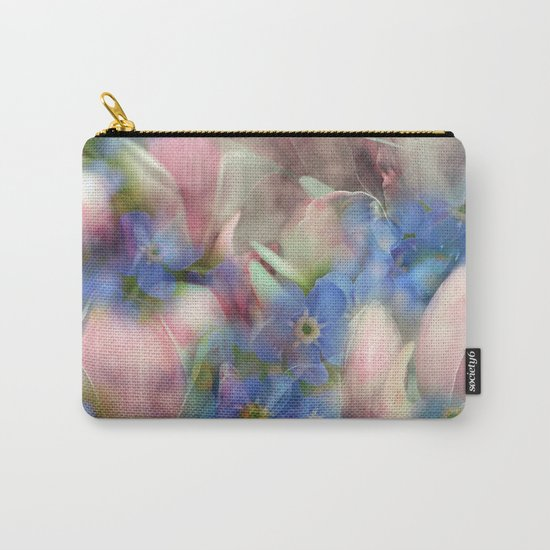 It Brings Spring Carry-All Pouch