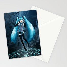Vocaloid Hatsune Miku Stationery Cards