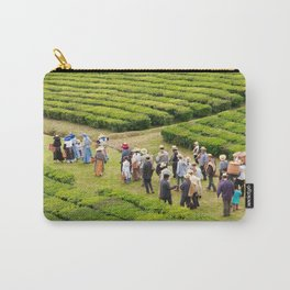 Tea gardens Carry-All Pouch