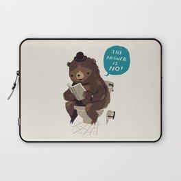 Does A Bear.. Laptop Sleeve