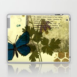 Columbine Love Letters Laptop & iPad Skin