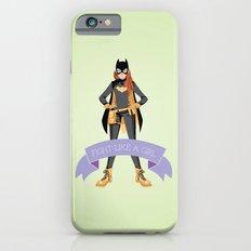 Fight Like a Girl: Batgirl iPhone 6s Slim Case