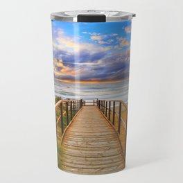 Bridge to Paradise Travel Mug