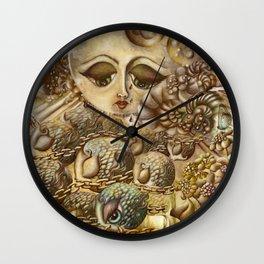 Esclavitud/Slavery Wall Clock