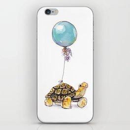 Birthday Tortoise iPhone Skin