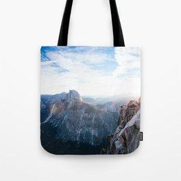 Glacier Point Tote Bag