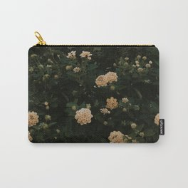 Yellow Flowers // Carry-All Pouch