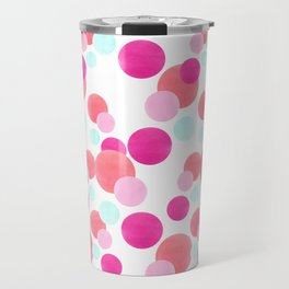 Dots 2 Travel Mug