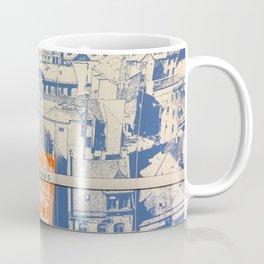Nuremberg U-Bahn Memories - Rathaus Coffee Mug