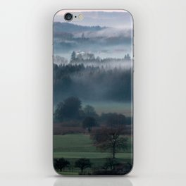 until the black forest iPhone Skin