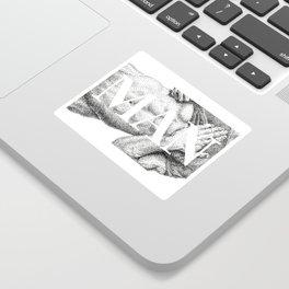 MAN - NOODDOODs  Sticker