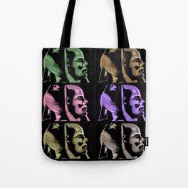 Pharaoh Colors Tote Bag