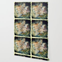 Vintage Bouquet Wallpaper
