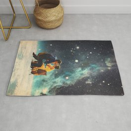 I'll Take you to the Stars for a second Date Rug