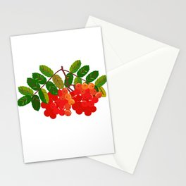 Ash berry Stationery Cards