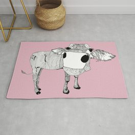 Cowface Rug