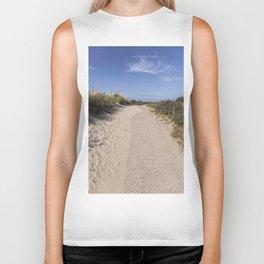 Through the Dunes Biker Tank