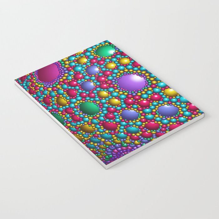 Colored balls Notebook
